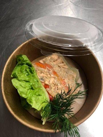 Restaurant avec plats gastronomiques à emporter et en livraison à Paray-le-Monial